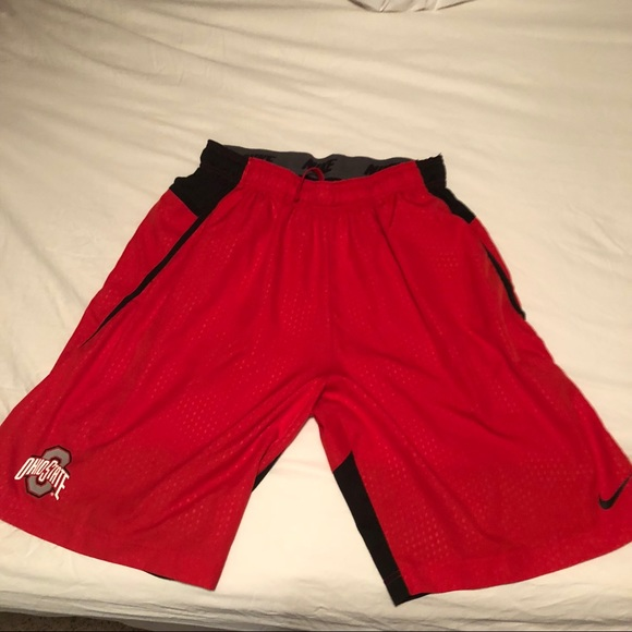 401d703f9ea654 ... real ohio state athletic nike shorts a418b 55b91 ...